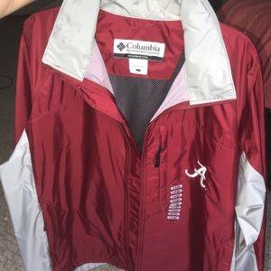 Columbia Windbreaker Alabama Jacket